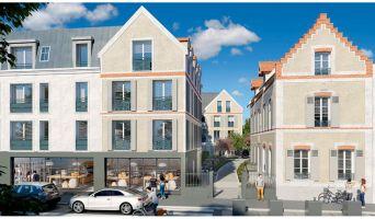 Photo du Résidence « Les Quatre Saisons » programme immobilier neuf à Verneuil-sur-Seine