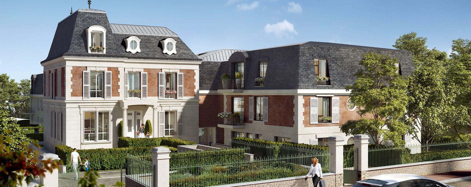 Résidence Villa Verneuil à Verneuil-sur-Seine