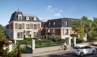 Verneuil-sur-Seine : programme immobilier neuf « Villa Verneuil » en Loi Pinel