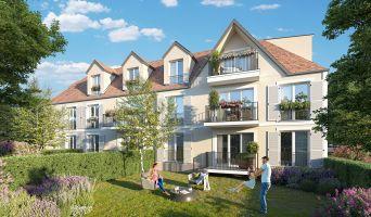 Photo du Résidence « L'Amandière » programme immobilier neuf en Loi Pinel à Vernouillet