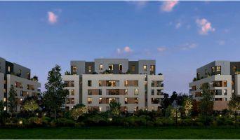 Photo n°2 du Résidence « Les Allées Du Parc » programme immobilier neuf en Loi Pinel à Vernouillet