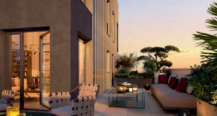 Photo du Résidence « Les Allées du Parc » programme immobilier neuf en Loi Pinel à Vernouillet