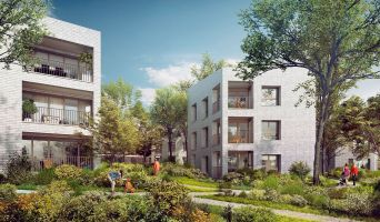 Résidence « Domaine Lully » programme immobilier neuf en Loi Pinel à Versailles n°3