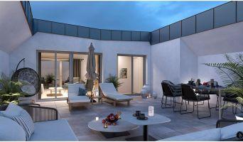 Photo n°4 du Résidence « Domaine Lully » programme immobilier neuf en Loi Pinel à Versailles