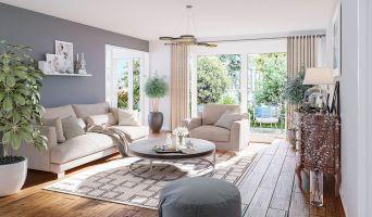 Versailles programme immobilier neuve « Domaine Lully » en Loi Pinel  (5)