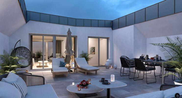 Résidence « Domaine Lully » programme immobilier neuf en Loi Pinel à Versailles n°4