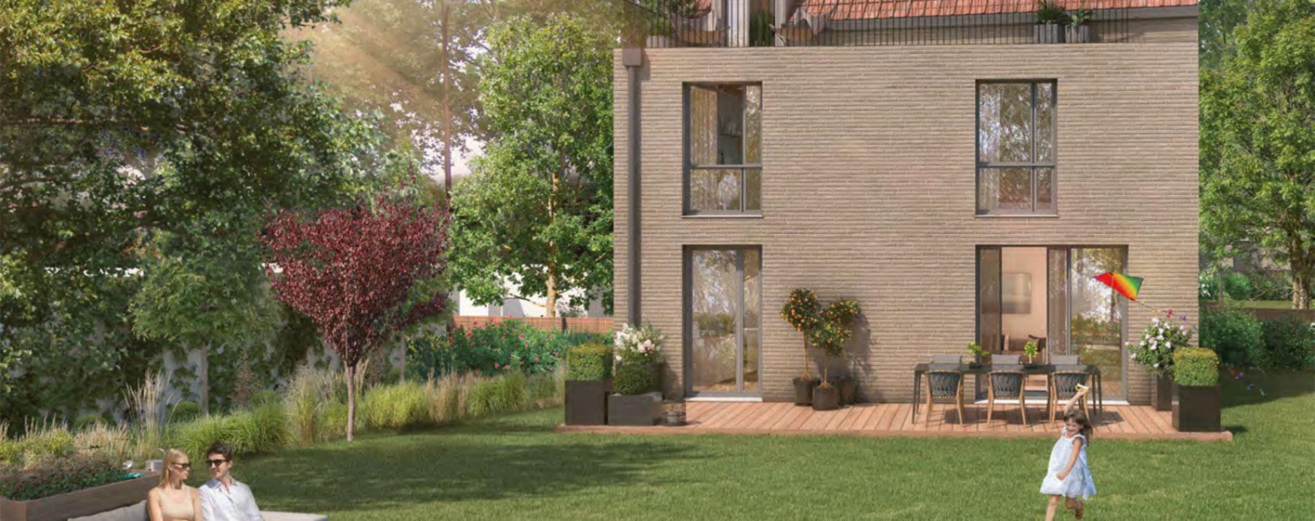 Versailles : programme immobilier neuve « Les Bosquets de Versailles » en Loi Pinel (5)
