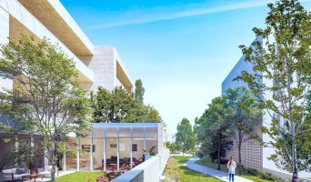 Résidence « Versaille Providence » programme immobilier neuf en Loi Pinel à Versailles n°1