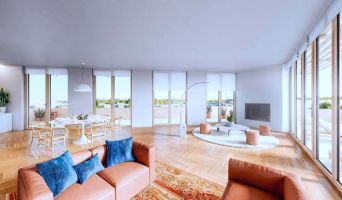 Résidence « Versaille Providence » programme immobilier neuf en Loi Pinel à Versailles n°2
