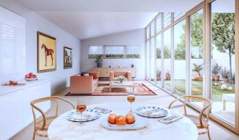 Résidence « Versaille Providence » programme immobilier neuf en Loi Pinel à Versailles n°4