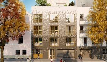Résidence « 7 Leclerc » programme immobilier neuf en Loi Pinel à Viroflay n°1