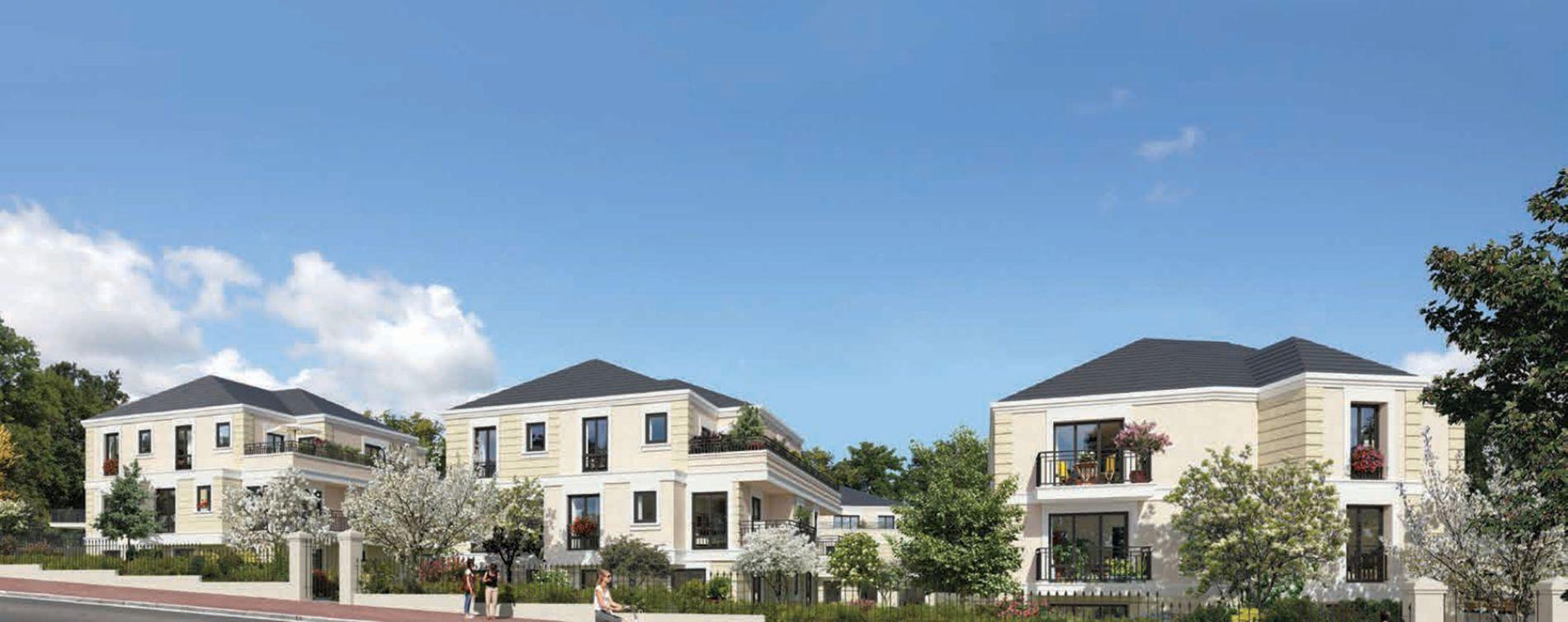 Viroflay : programme immobilier neuve « Programme immobilier n°217727 » en Loi Pinel