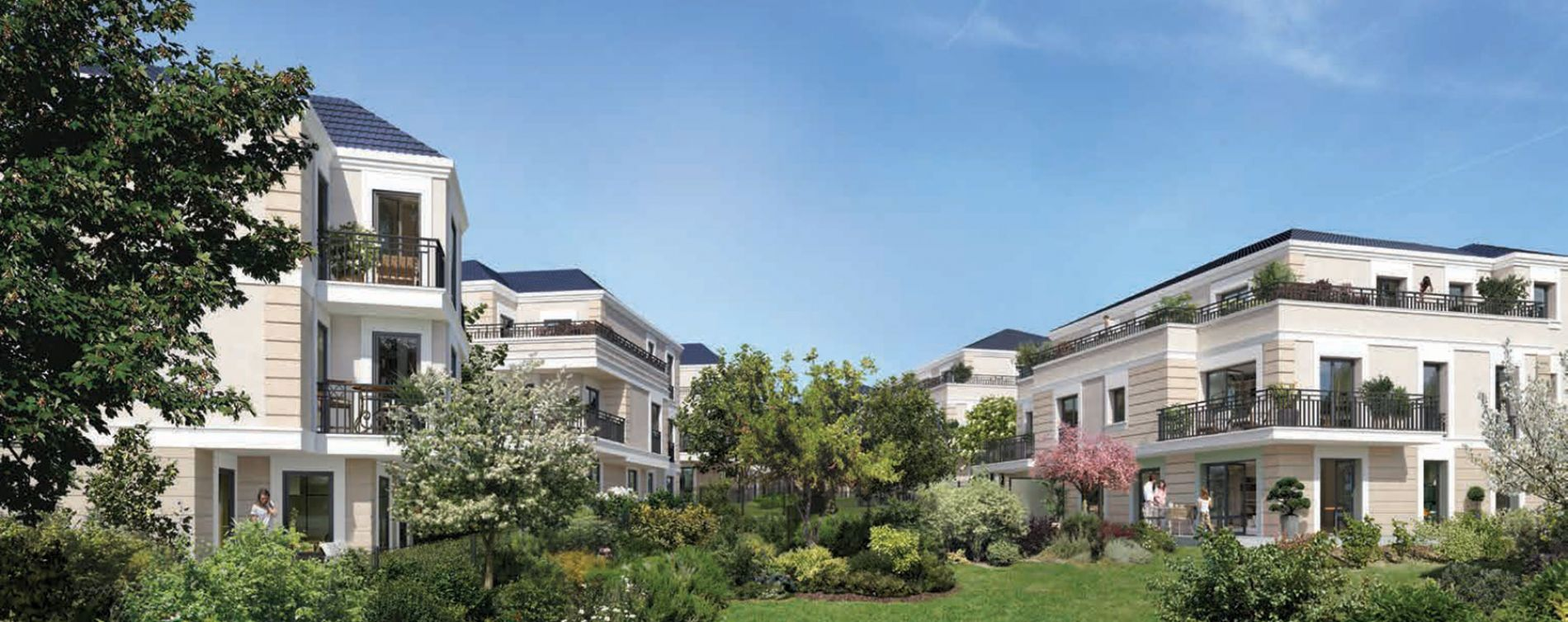 Viroflay : programme immobilier neuve « Programme immobilier n°217727 » en Loi Pinel (2)
