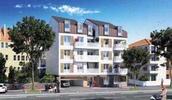 Résidence « Les Miroirs » programme immobilier neuf en Loi Pinel à Viroflay n°1