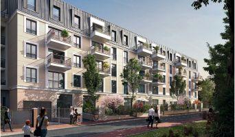 Photo du Résidence « Villa Gaia » programme immobilier neuf en Loi Pinel à Viroflay