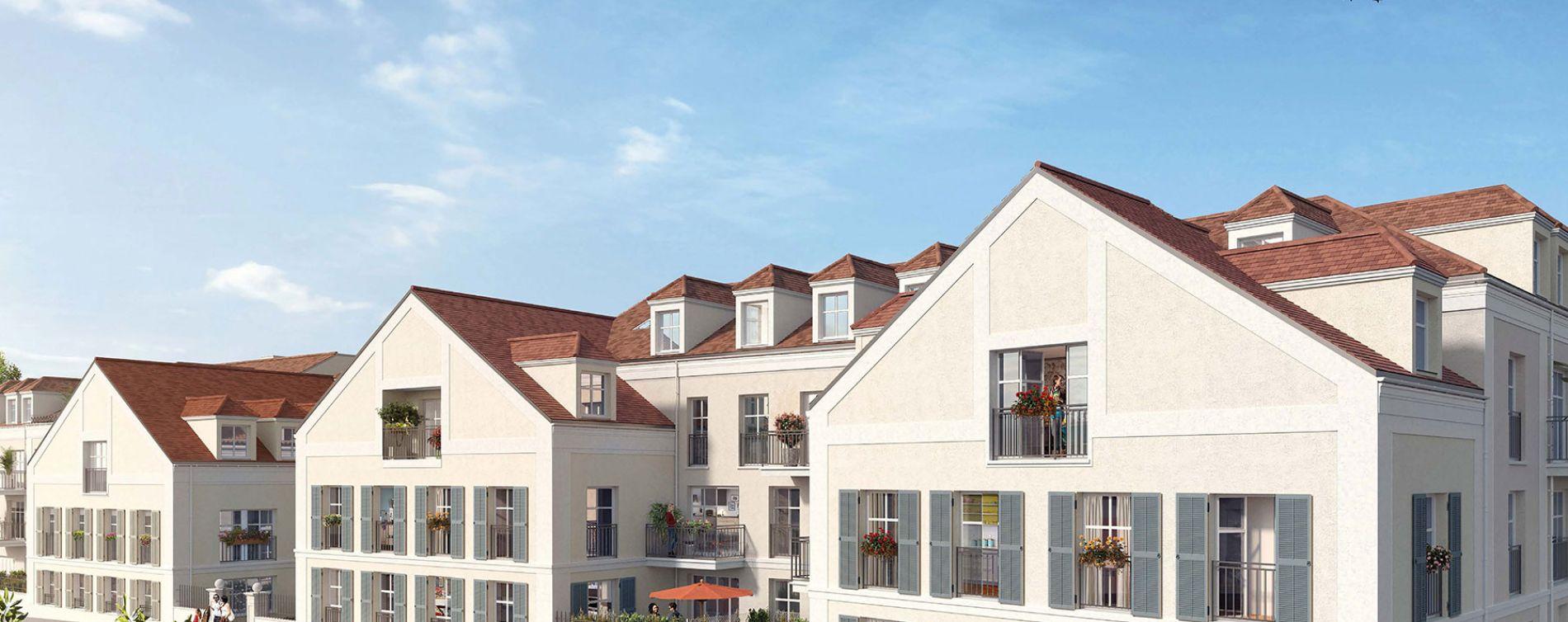 Voisins-le-Bretonneux : programme immobilier neuve « Belle Epoque »