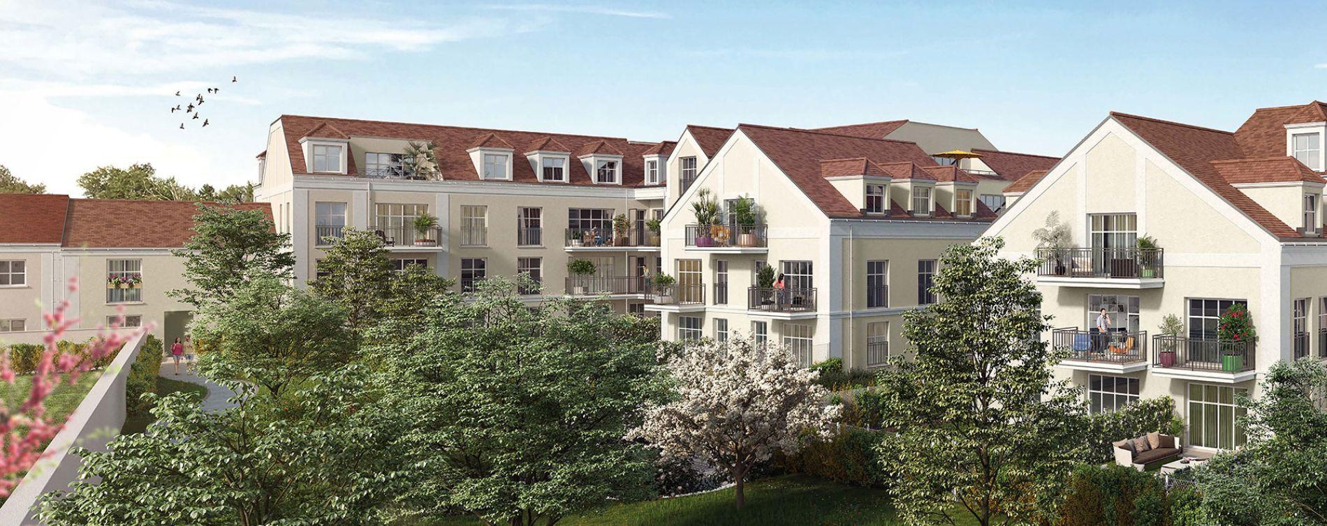 Voisins-le-Bretonneux : programme immobilier neuve « Belle Epoque » (2)