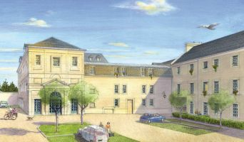 Photo du Résidence « Jeanne d'Arc » programme immobilier à rénover en Loi Malraux à Bayeux