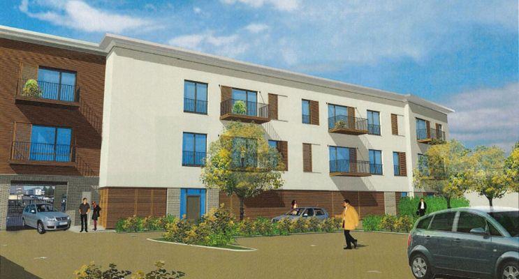 Bayeux programme immobilier à rénover « Jeanne d'Arc » en Loi Malraux
