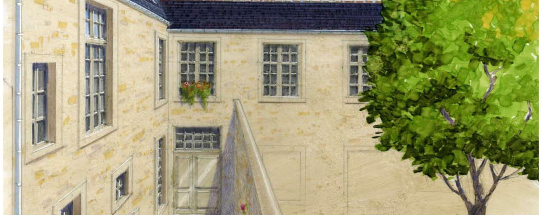 Résidence La Maison des Anciens Marins à Bayeux