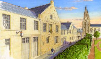 Photo du Résidence « La Maison des Anciens Marins » programme immobilier à rénover en Loi Malraux à Bayeux