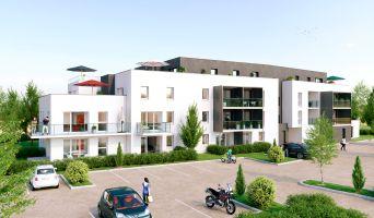 Photo du Résidence « Le Parthénon » programme immobilier neuf à Blainville-sur-Orne