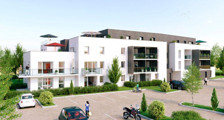 Blainville-sur-Orne : programme immobilier neuf « Le Parthénon »