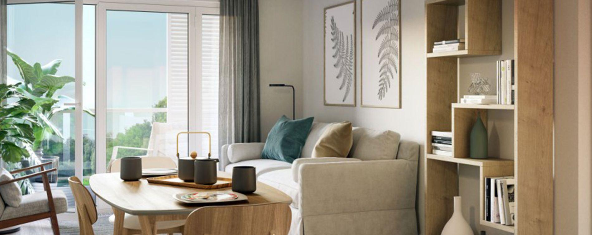 Blainville-sur-Orne : programme immobilier neuve « Rosa Alba » (3)