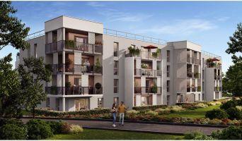 Blainville-sur-Orne : programme immobilier neuf « Rosa Alba »