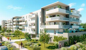 Bretteville-sur-Odon : programme immobilier neuf « Résidence les Capucines » en Loi Pinel