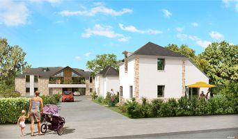 Photo du Résidence « Côté Dune » programme immobilier neuf à Cabourg
