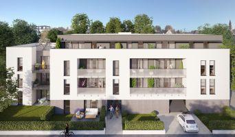 Résidence « Capelinii » programme immobilier neuf en Loi Pinel à Caen n°2