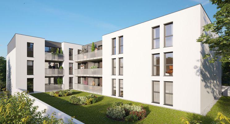 Photo du Résidence « Capelinii » programme immobilier neuf en Loi Pinel à Caen