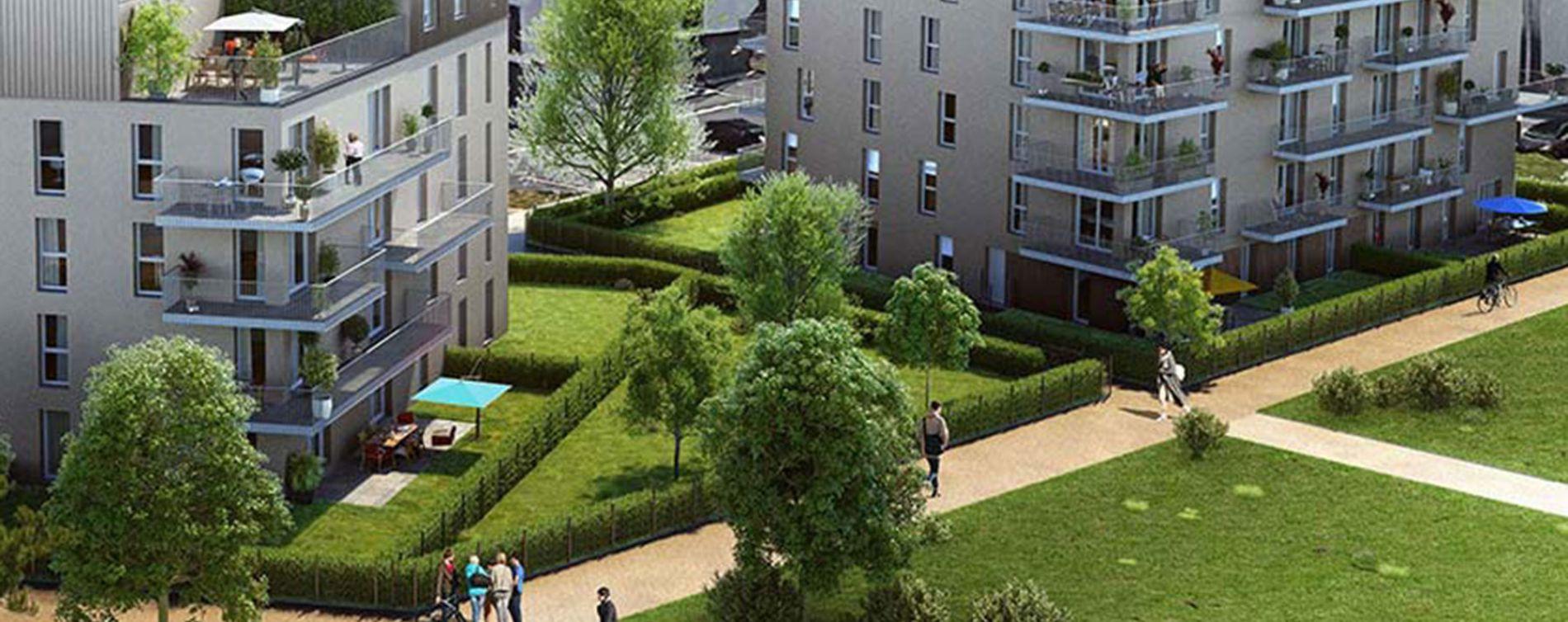 Résidence Folissime à Caen
