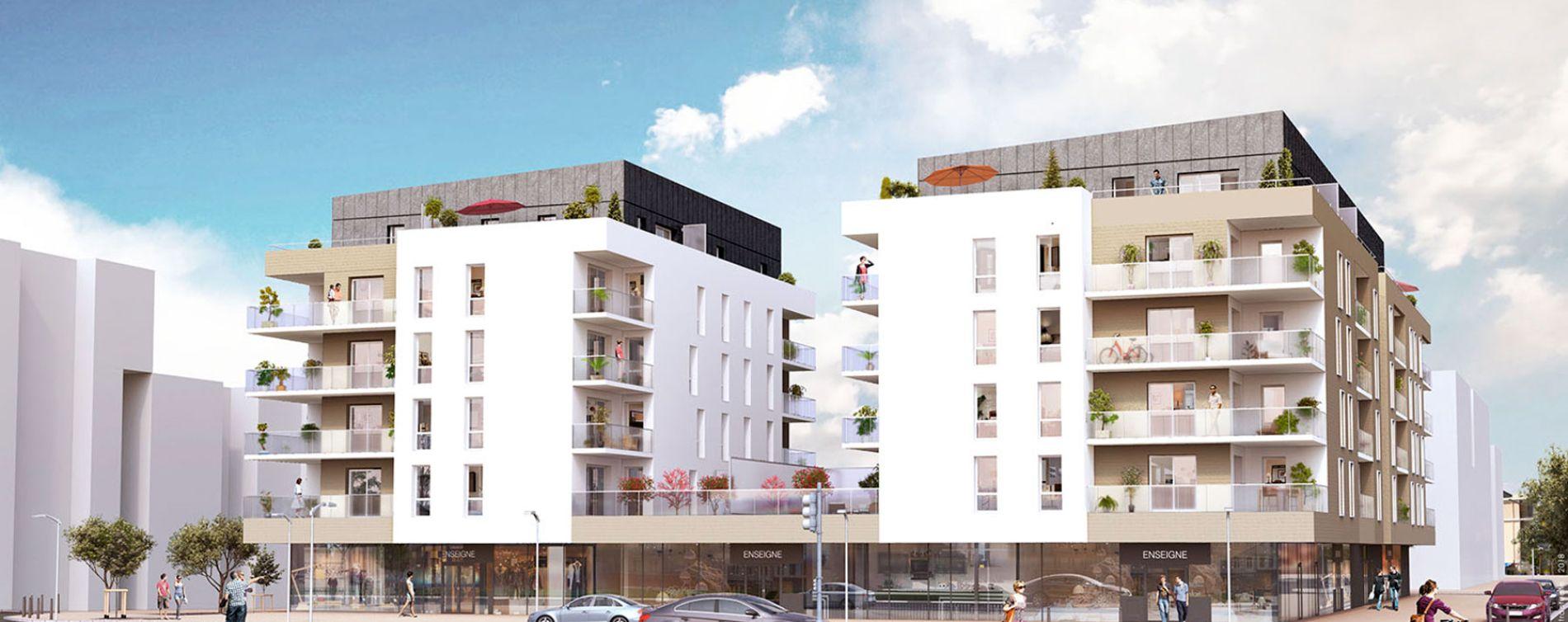 Résidence In City à Caen