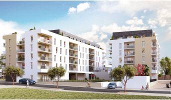 Caen : programme immobilier neuf « In City » en Loi Pinel