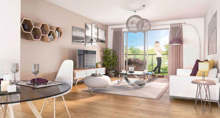 Résidence « Le Contemporain » programme immobilier neuf en Loi Pinel à Caen n°2
