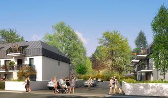 Résidence « Les Jardins De Saint Ouen » programme immobilier neuf en Loi Pinel à Caen n°1