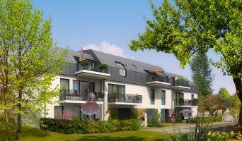 Résidence « Les Jardins De Saint Ouen » programme immobilier neuf en Loi Pinel à Caen n°2