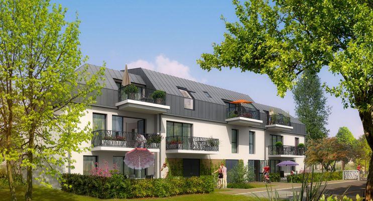 Photo n°2 du Résidence neuf « Les Jardins De Saint Ouen »