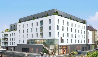 Caen : programme immobilier neuf « Les Terrasses de Mathilde » en Loi Pinel