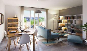 Résidence « Novéo » programme immobilier neuf en Loi Pinel à Caen n°3