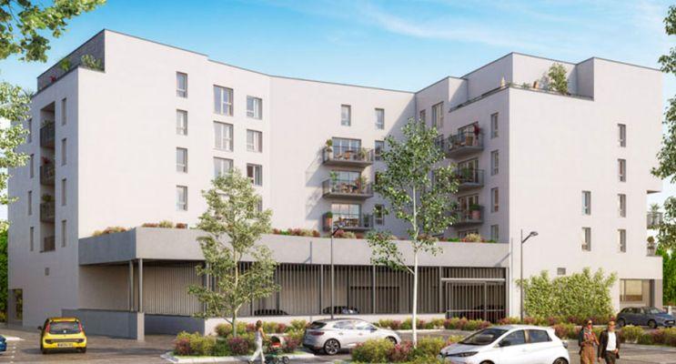 Résidence « Novéo » programme immobilier neuf en Loi Pinel à Caen n°2