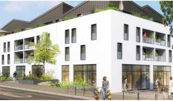 Caen : programme immobilier neuf « Plenitude » en Loi Pinel
