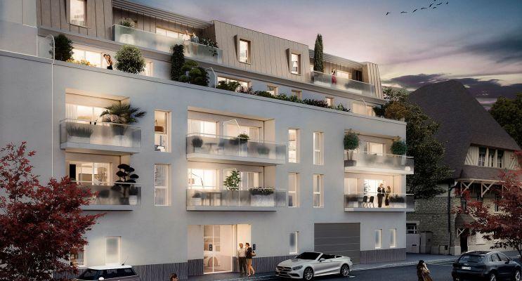 Résidence « Privilège » programme immobilier neuf en Loi Pinel à Caen n°1