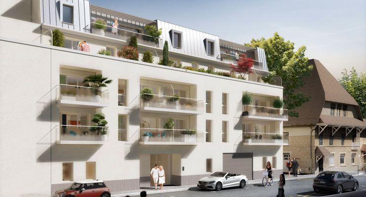 Résidence « Privilège » programme immobilier neuf en Loi Pinel à Caen n°2