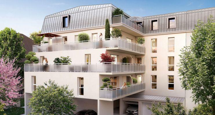 Résidence « Privilège » programme immobilier neuf en Loi Pinel à Caen n°3