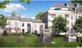 Résidence « Signature » programme immobilier neuf en Loi Pinel à Caen n°2