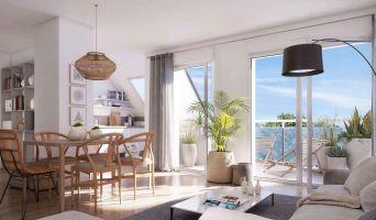 Résidence « Signature » programme immobilier neuf en Loi Pinel à Caen n°4
