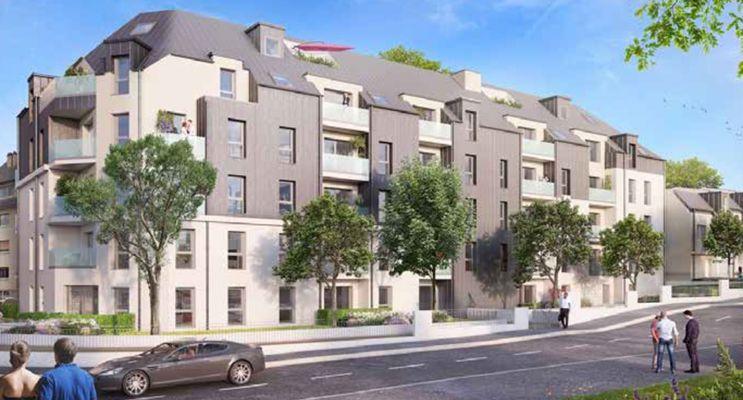 Photo du Résidence « Signature » programme immobilier neuf en Loi Pinel à Caen